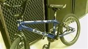 GT BMX STYLE BIKE DEMOLITION